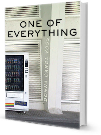 "Book Cover: ""One of Everything"" by Donna Carol Voss"
